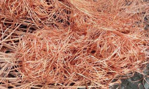 Metal Millberry Copper wire Scrap