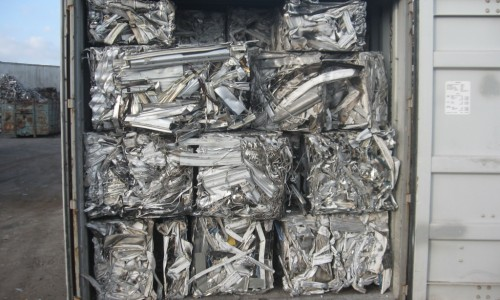 Metal -Pure 99.9% Aluminum  6063 Scrap
