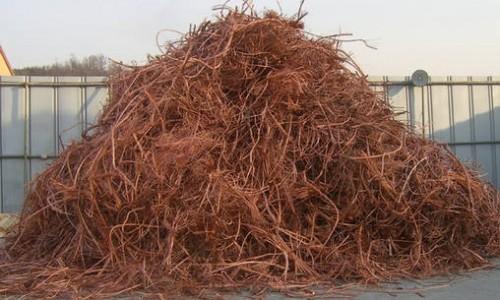 Metal Copper Wire Scrap