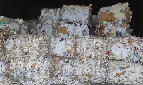 Paper Waste paper