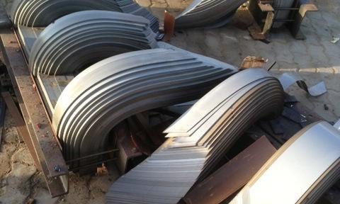 Metal CRGO Transformer silicon scrap