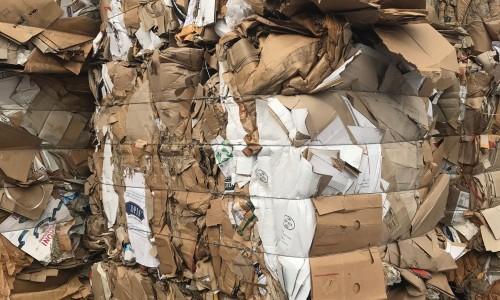 Cardboard Non-China Grade
