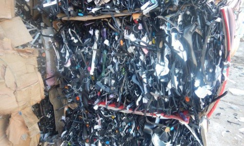 Plastic Plastic Coat Hangers