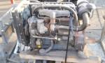 Metal Engine transmission scrap