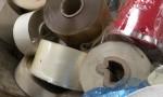 Plastic LDPE Film Roll Scrap