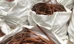 Metal Millberry Copper wire scrap 99.99%