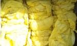 Plastic LLDPE YELLOW COTTON WRAP