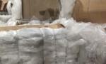 Plastic LDPE Film Bales A