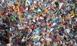 Plastic pp jazz washed regrind
