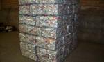 Metal Aluminum UBC scrap