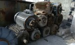 Metal Electric Motor Scrap