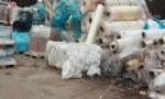 Plastic PLA rolls