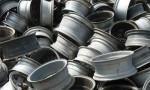 Metal Aluminium Car Alloy Wheels Scrap 99.99%