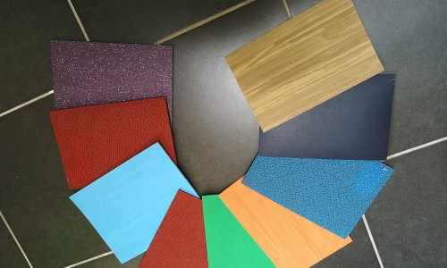 Plastic PVC Flooring rolls