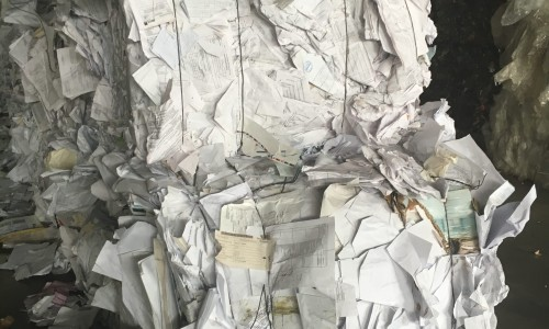 Paper Sorted office paper