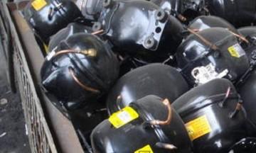 Other Wholesale AC & Fridge Compressor Scraps/ Oil Drained For Sale